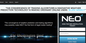 Neo2 Homepage