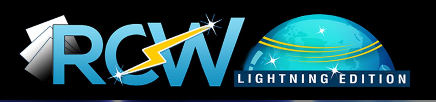 RCW Lightning Edition Logo