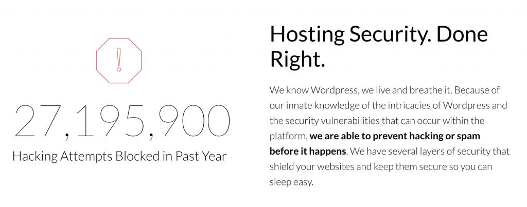 Secure Hosting