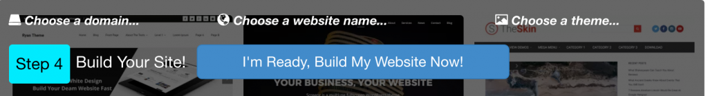 Build Your WordPress Website