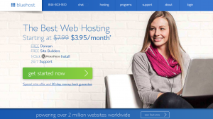 Bluehost WordPress Review