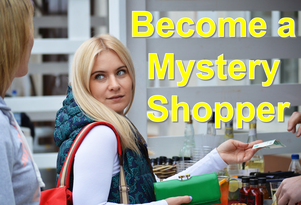 How to become a mystery shopper for free ways to work from home how to become a mystery shopper for free malvernweather Choice Image
